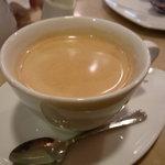 ポアール・ド・ジュネス - ☆ホットコーヒーもありますよ~(^_-)-☆