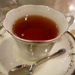 ポアール・ド・ジュネス - ☆紅茶でホッと一息つきました(^v^)☆