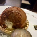 ポアール・ド・ジュネス - ☆中のとろ~りクリームがアクセントに(●^o^●)☆