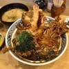 天浅 - 料理写真:お昼の「天丼」(1000円)