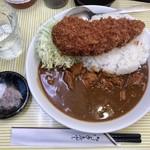 とんかつ檍のカレー屋いっぺこっぺ - 「ロースカツカレー」(1000円)