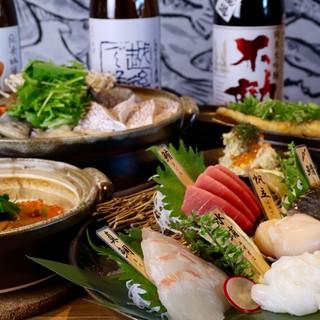 シーズンによって変わるリーズナブルで多彩な日本酒♪