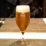 Arashida - 生ビール