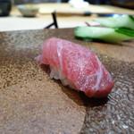 Tenzushi Kyomachi - 大トロ 塩