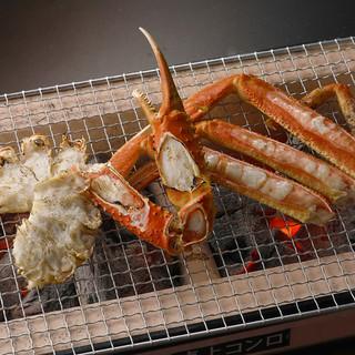 冬には美味しい蟹をいち早く!