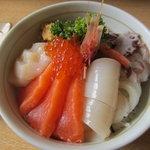 漁師の店 - 海鮮丼