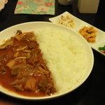 Spicy Cat - 料理写真: