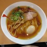 95941510 - 稲庭ラーメン+煮卵 920円
