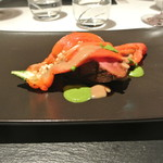 リストランテ カノフィーロ - 平取産短角牛ランプ肉のグリーリア