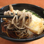 自笑亭 - 磐田のつるつる中西屋の麺