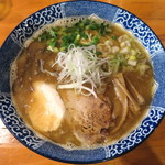 麺や 亀陣 - 鶏白湯醤油_750円