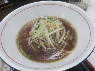 中華食堂一番館 - ミニらぁ麺2018.11.03