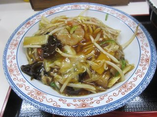 中華食堂一番館 - 中華丼2018.11.03