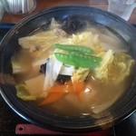 95945233 - 白菜ラーメン 750円