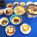 レストラン桂 - 料理写真: 【平日限定】四季ミニ会席膳【2,400円】