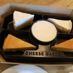 95947723 - チーズケーキアソート