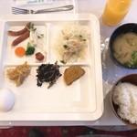 ホテル光ヒルズ - 料理写真: