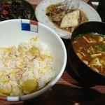 キッチンステージ - 主菜、副菜