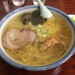 食事処里味 - 魚しょうラーメン ¥600