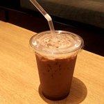 アペティート カフェ - アイスココア