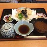 吉喜 - 天ぷらが美味しい!クドさの無い。サクッと歯触りの良い天ぷらです。