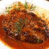 洋食バル ウルトラ - 料理写真:ハンバーグ