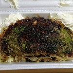 たこやき太郎 - 料理写真:ぶた玉です。(2018年11月)