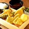 天ぷらスタンドKITSUNE - 料理写真: