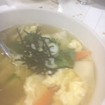 李朝園 - 卵スープ