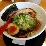 麺屋 燕 - ちゃっちゃ麺(塩)800円
