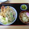 あべ屋食堂 - 料理写真:天丼1000円税込