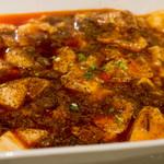 錦里 - 料理写真:麻婆豆腐アップ