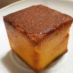 ボン ムー - レモンキューブケーキ