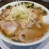 来来亭 - 料理写真:塩ラーメン+チャーシュートッピング