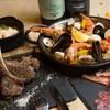 スペインバル グラシア - 料理写真:充実満足コース飲み放題付 6000円
