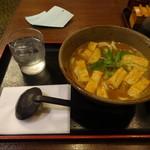 うどん 蔵十 - 料理写真:カレーうどん