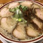 中華そば専門 田中そば店 - 料理写真:肉そばこってり