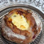 手づくりパン工房Jouet - クランベリーとクリームチーズ