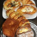 手づくりパン工房Jouet - パン