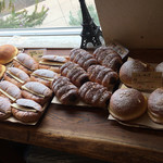 手づくりパン工房Jouet - 内観