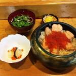 松寿司 - はらこめし1600円