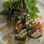 クレープリー・アルション - 牛肉のゼリー寄せ風前菜