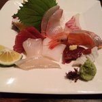 湖太郎 - 料理写真:お刺身