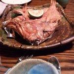 湖太郎 - 錦目鯛の塩焼き