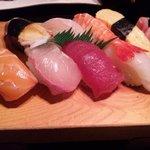 湖太郎 - お寿司