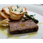 Bar CREAM - 名古屋の銘柄豚「市ばん豚」「美山産、鴨」「三河赤鶏」で作ったパテ。