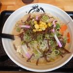 東龍軒 - 料理写真:ちゃんぽん 2018.10