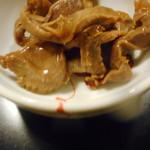華 - 砂肝煮