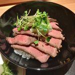 95971149 - ローストビーフ丼
