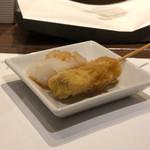 串揚げと鍋の美味しい店 福助 - 鮪串